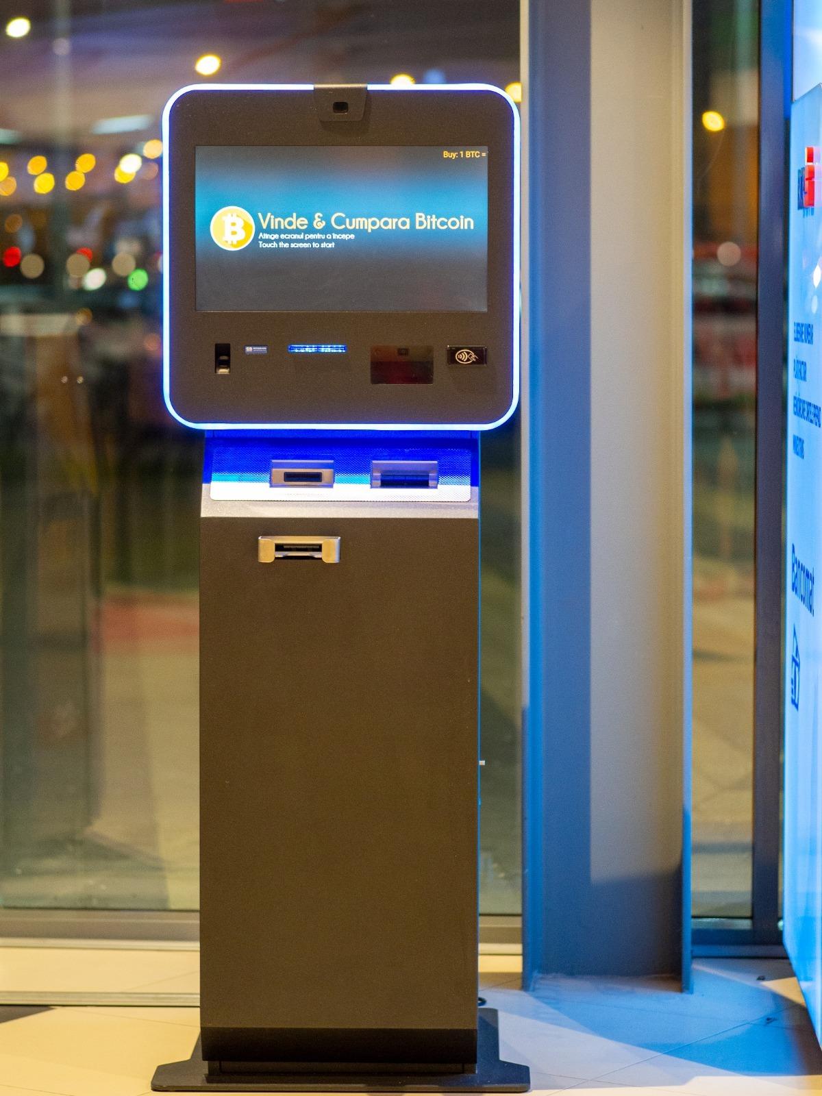 Bitcoin: in USA crescono i bancomat per la criptovaluta.